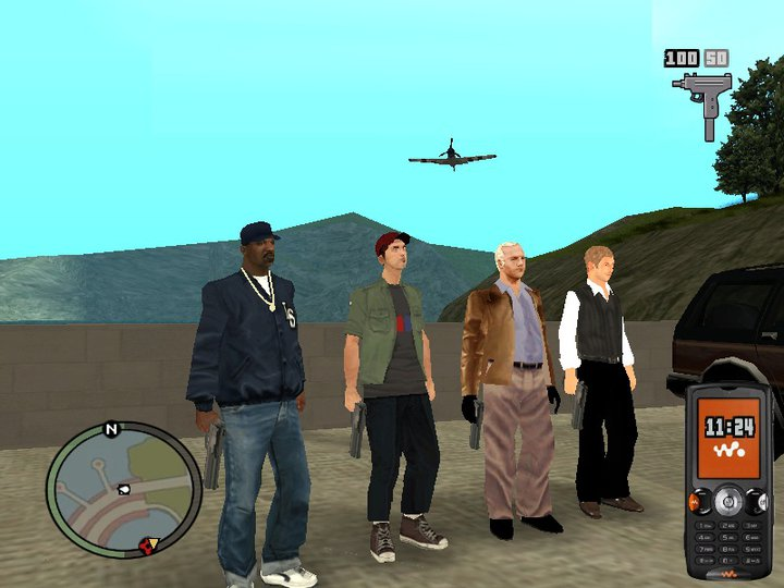 THE GTA A-TEAM FIRST IMAGE BY THE KNIGHT 4000