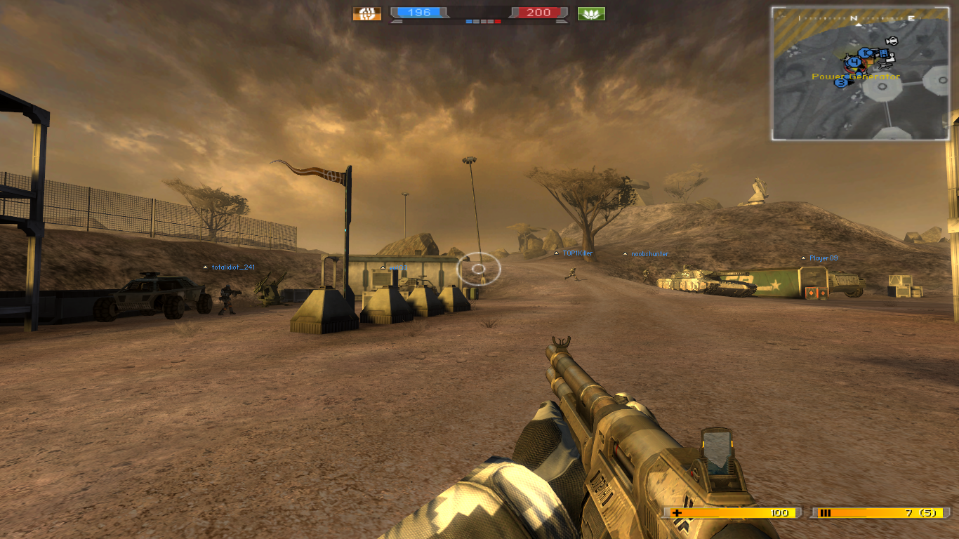 Battlefield 2 single player all weapons