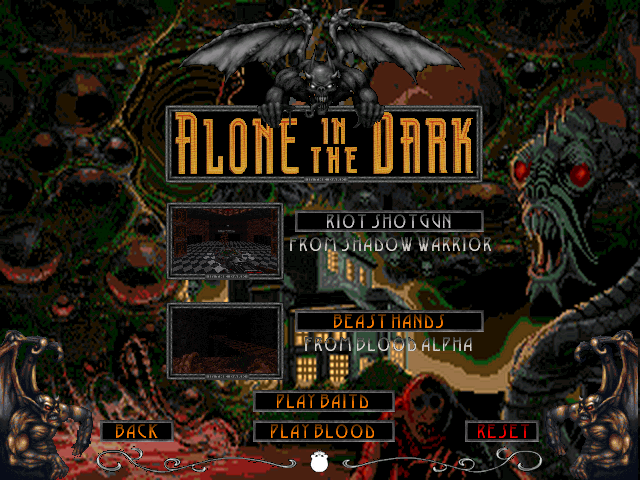 New Alone In The Dark Mod For Blood Mod Db