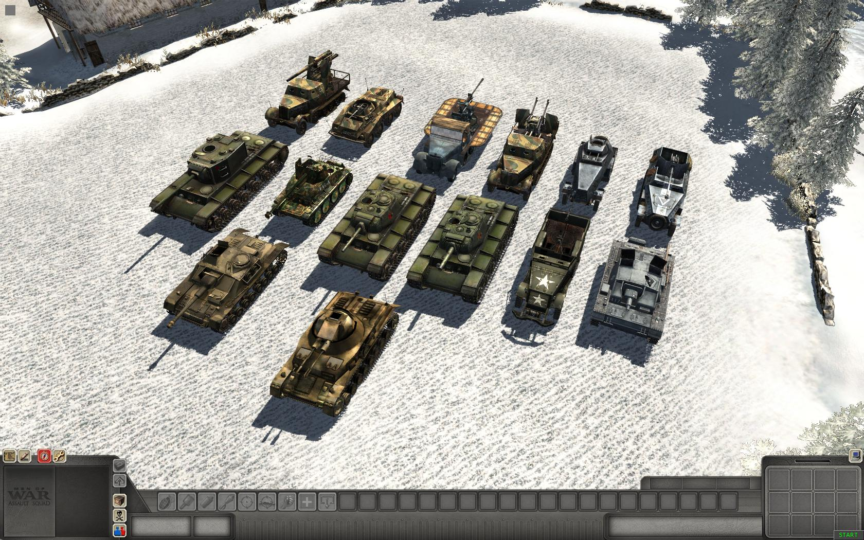 vehicles of the next release image war realism mod for men of war