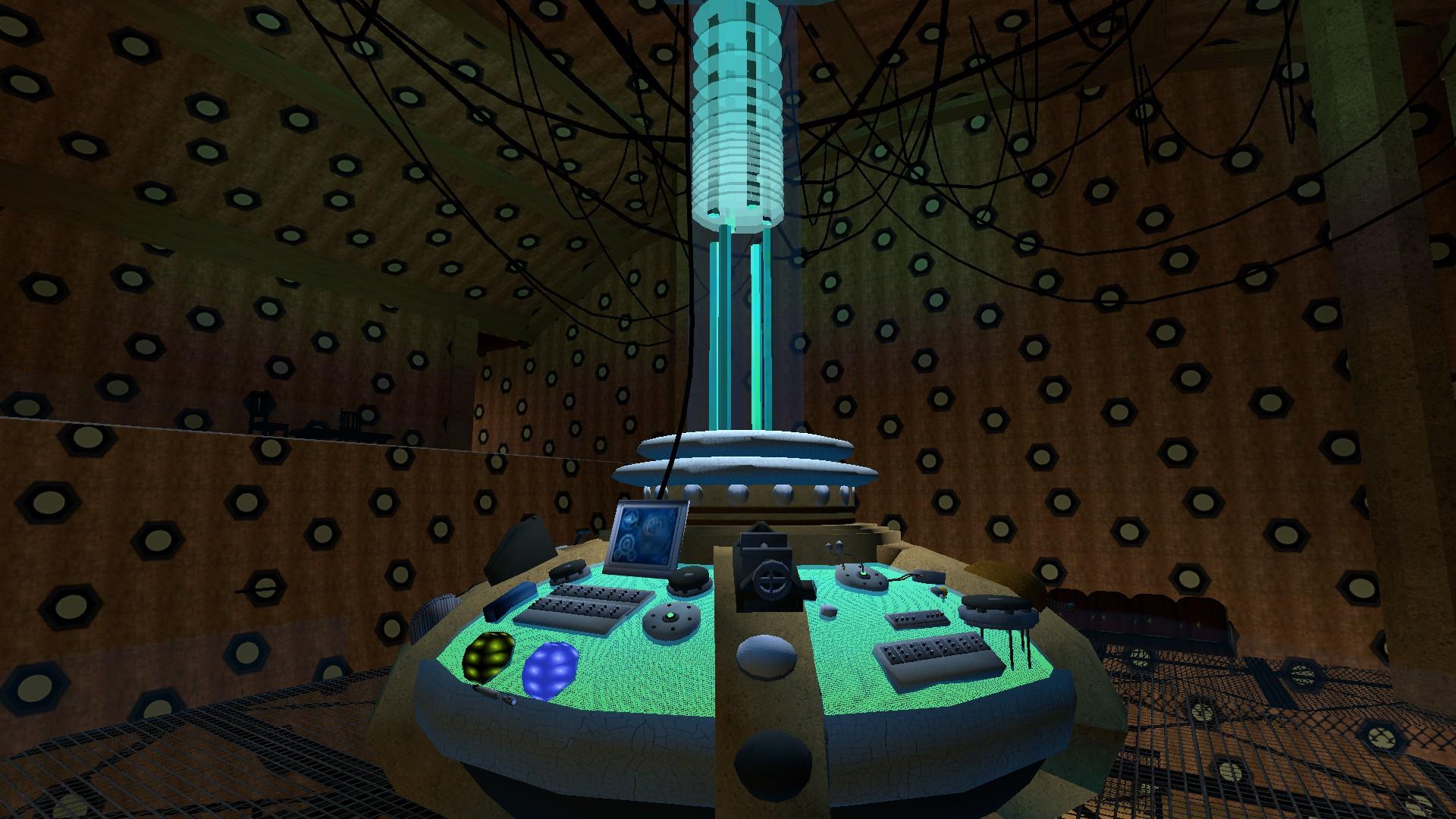 TARDIS Interior Mod For Garryu0027s Mod   Mod DB
