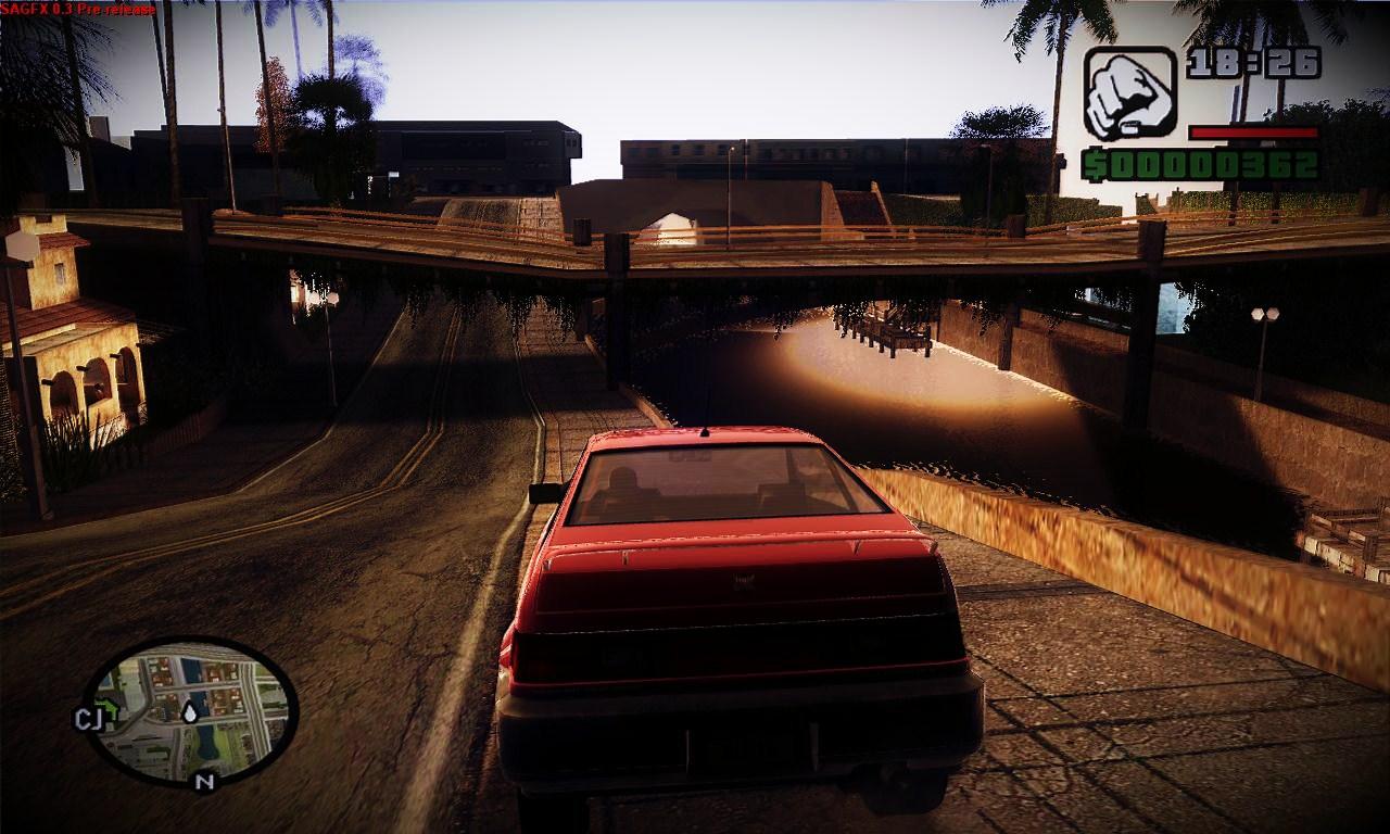 GTA SA: Rikintosh's Graphics Mod image - RikintoshGFX mod ... Gta San Andreas Cool Mods