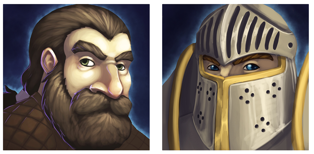 Peasant And Footman Icon Image Chronicles Of Azeroth Mod For