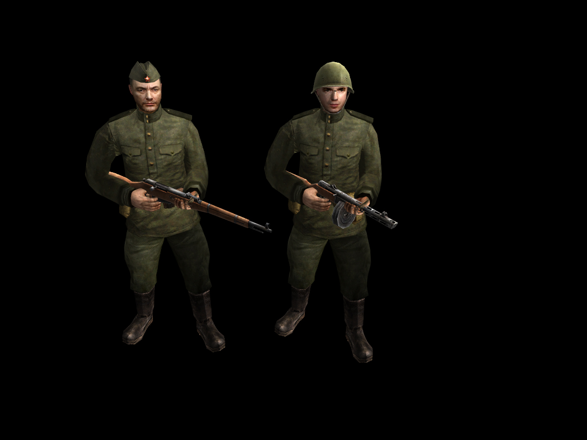 Men of war frontline