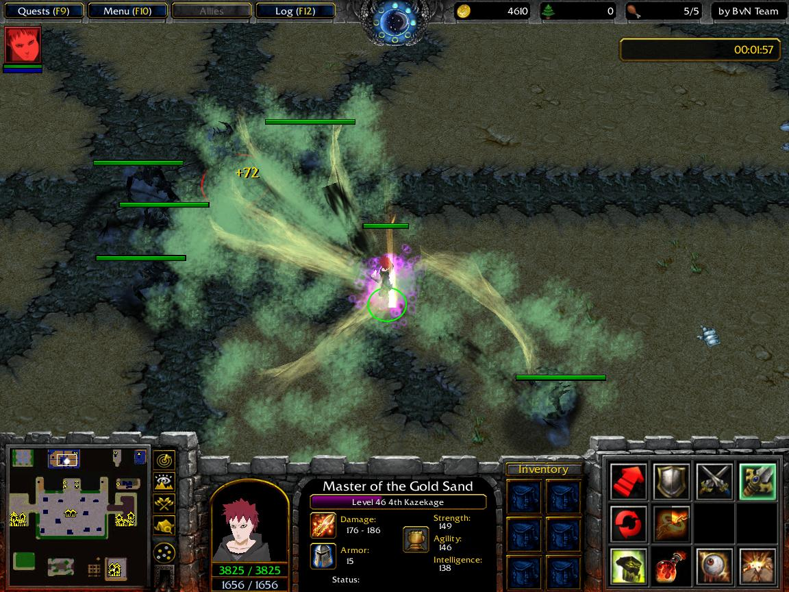 Best way warcraft naruto vs bleach ai gold sand image bleach vs naruto mod for warcraft iii frozen throne gumiabroncs Choice Image