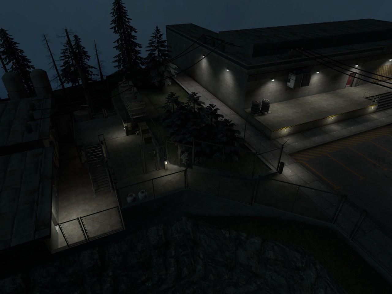 Generator Area (Still work in progress) image - Dino Crisis