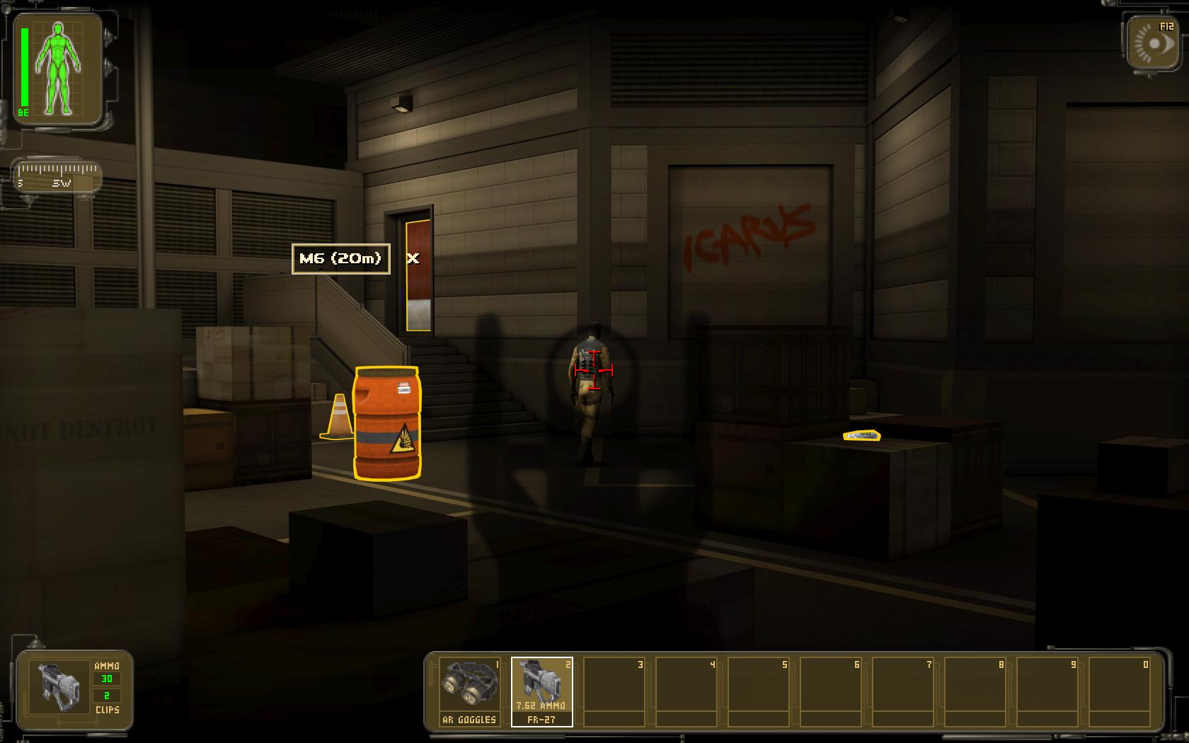 Deus ex game nude patches smut clip