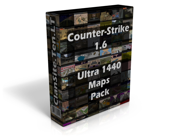 Counter strike map pack mod for counter strike mod db - Strike mod pack ...