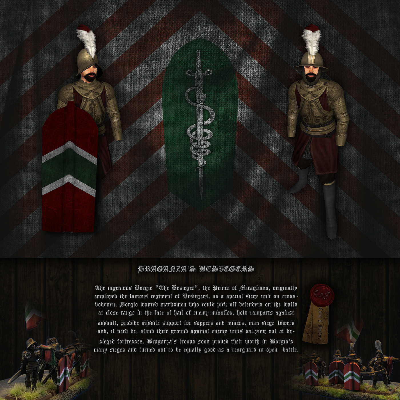 [SP][ES] Warsword Conquest Braz