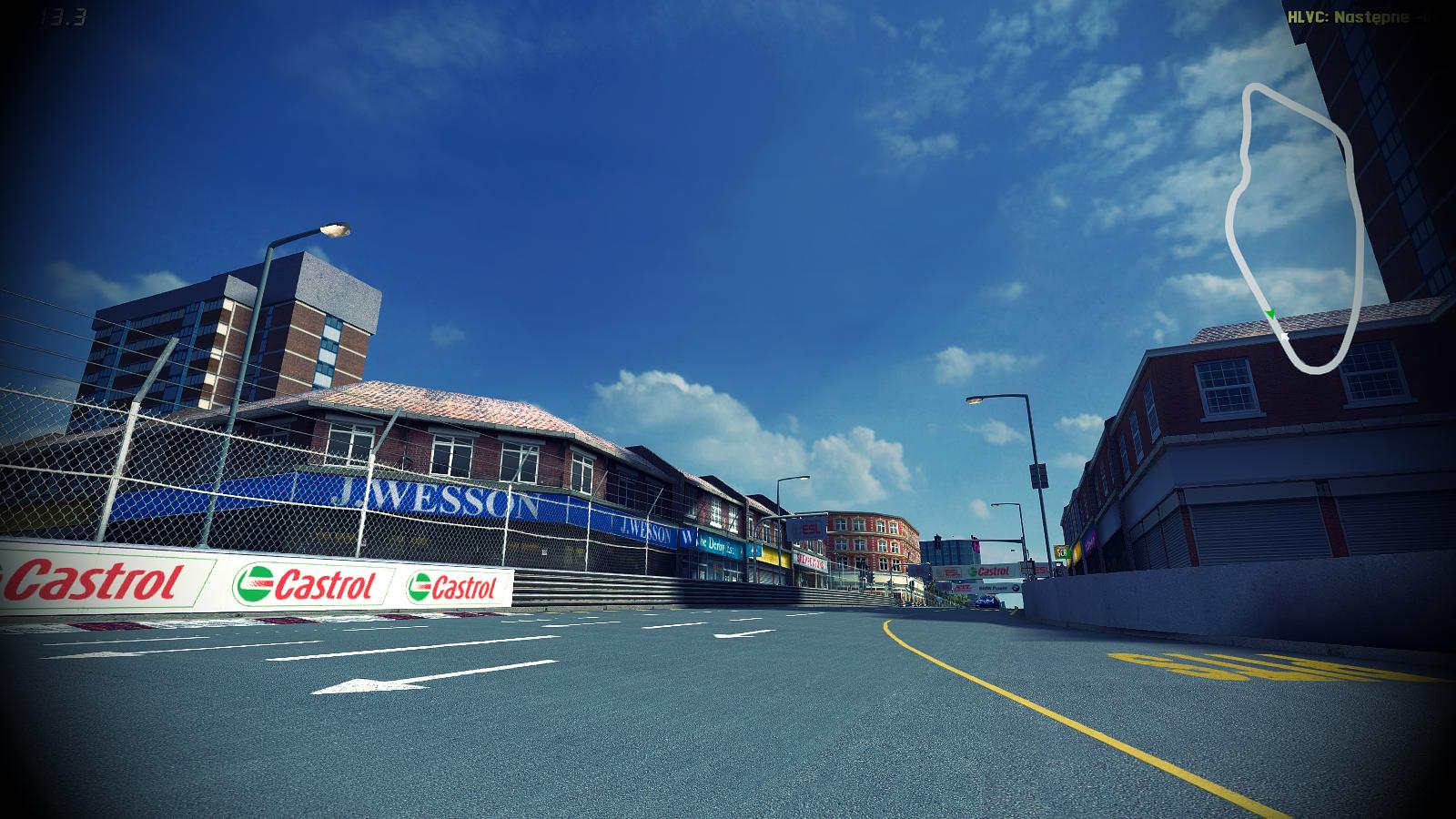 LFS PostProcess image - Life For Speed Project HD By