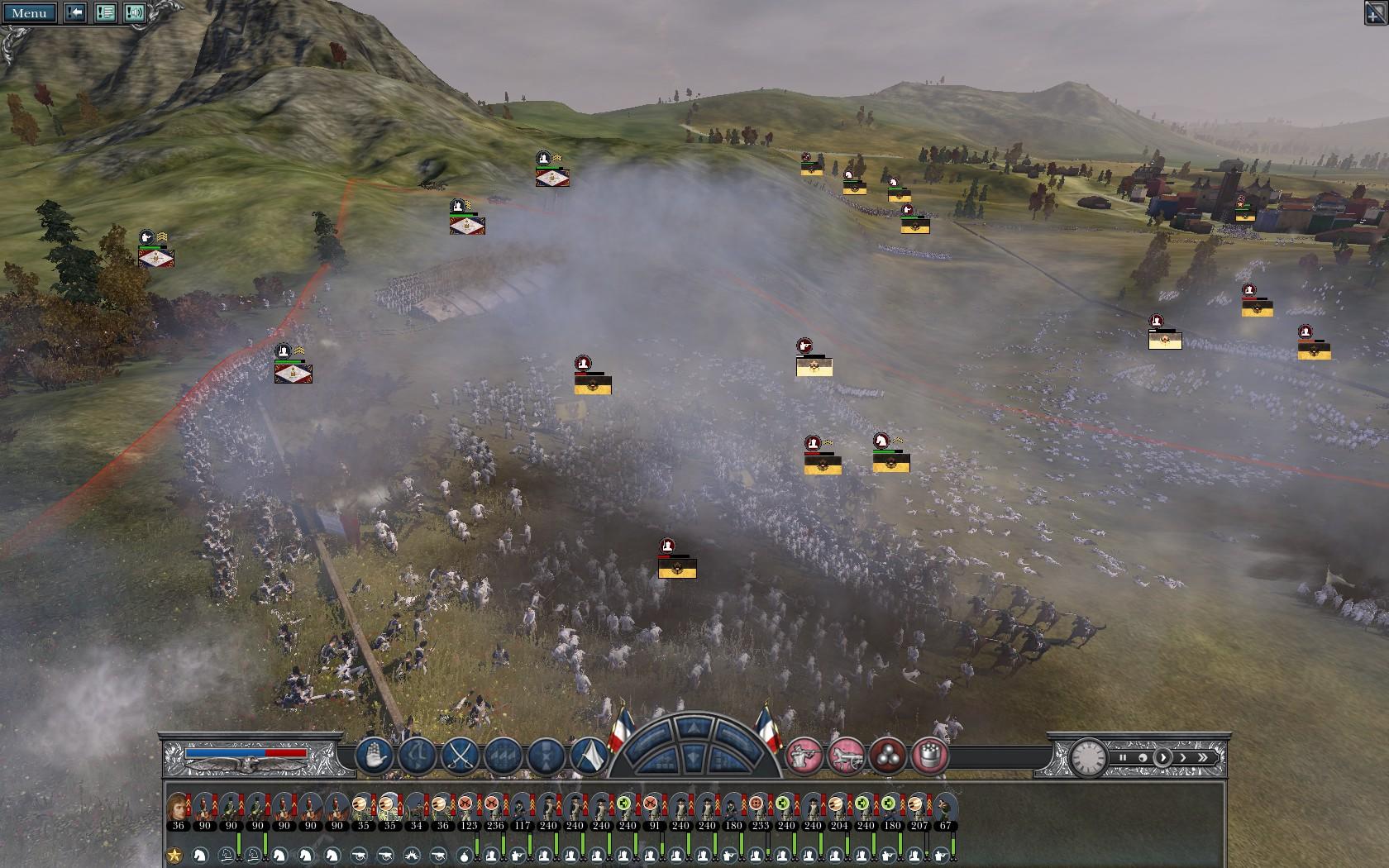 Мод napoleon total combat