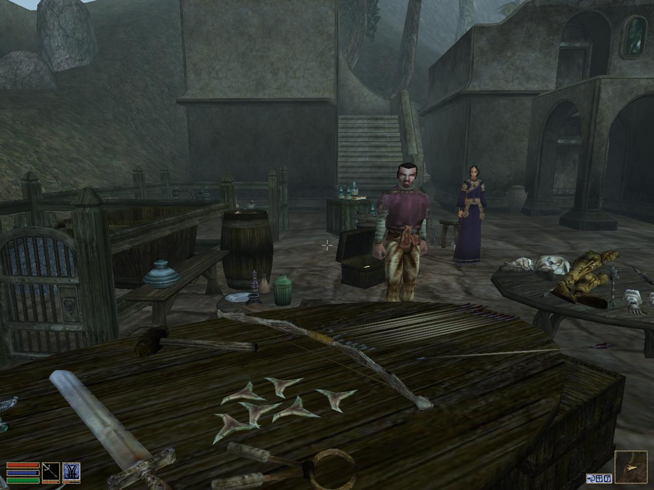 Data Files Morrowind Overhaul