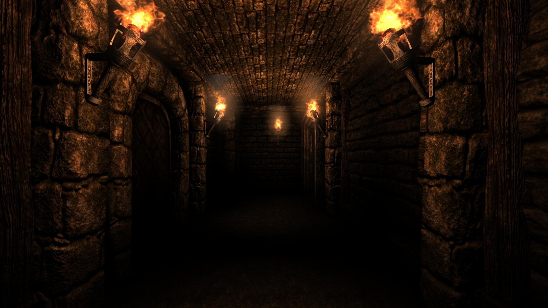 Underground Sewer Cellars Image A Coma Awakening The