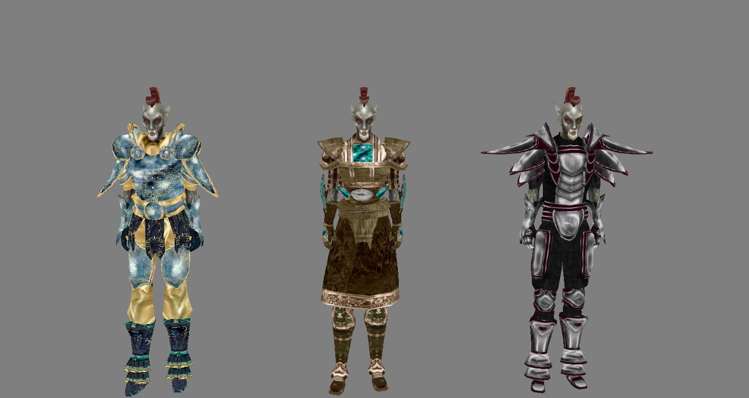 Armors Image Sotha Sil Expanded Mod For Elder Scrolls