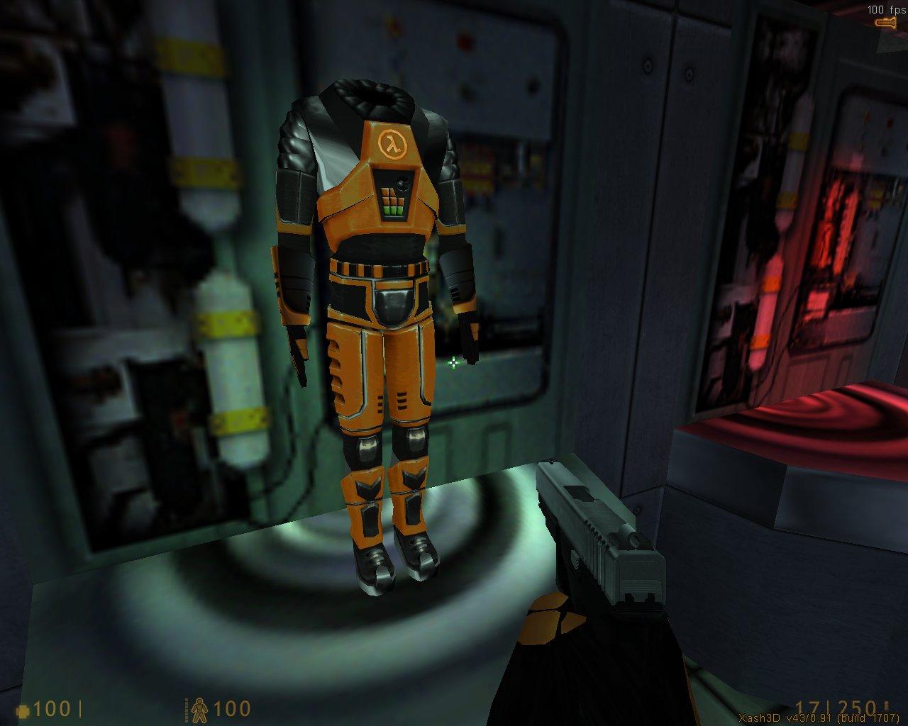 Overhaul H.E.V. suit image - M...