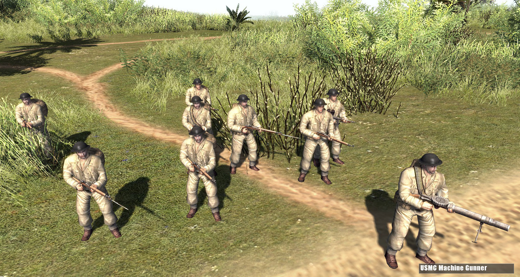 Russian counter attack image - dynamic campaign generator (dcg): assault squad mod for men of war: assault squad