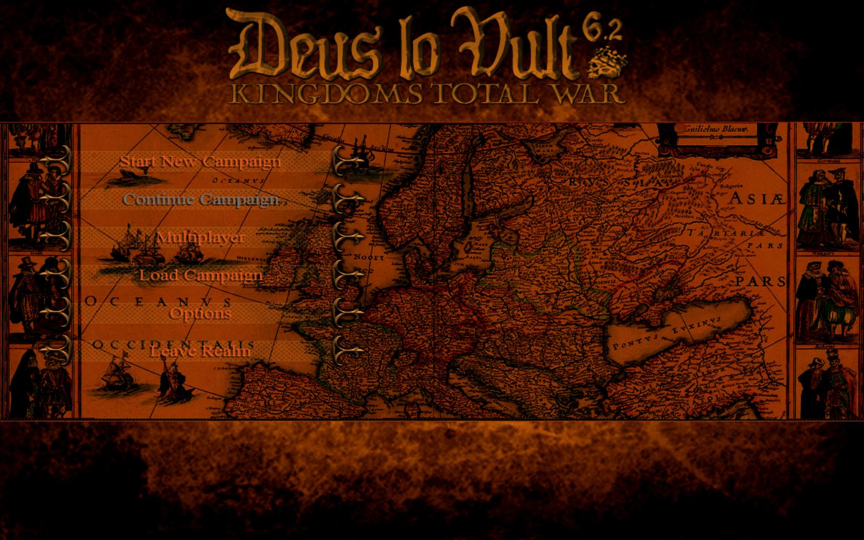 Deus lo Vult Kingdoms Patch 62 file - Mod DB