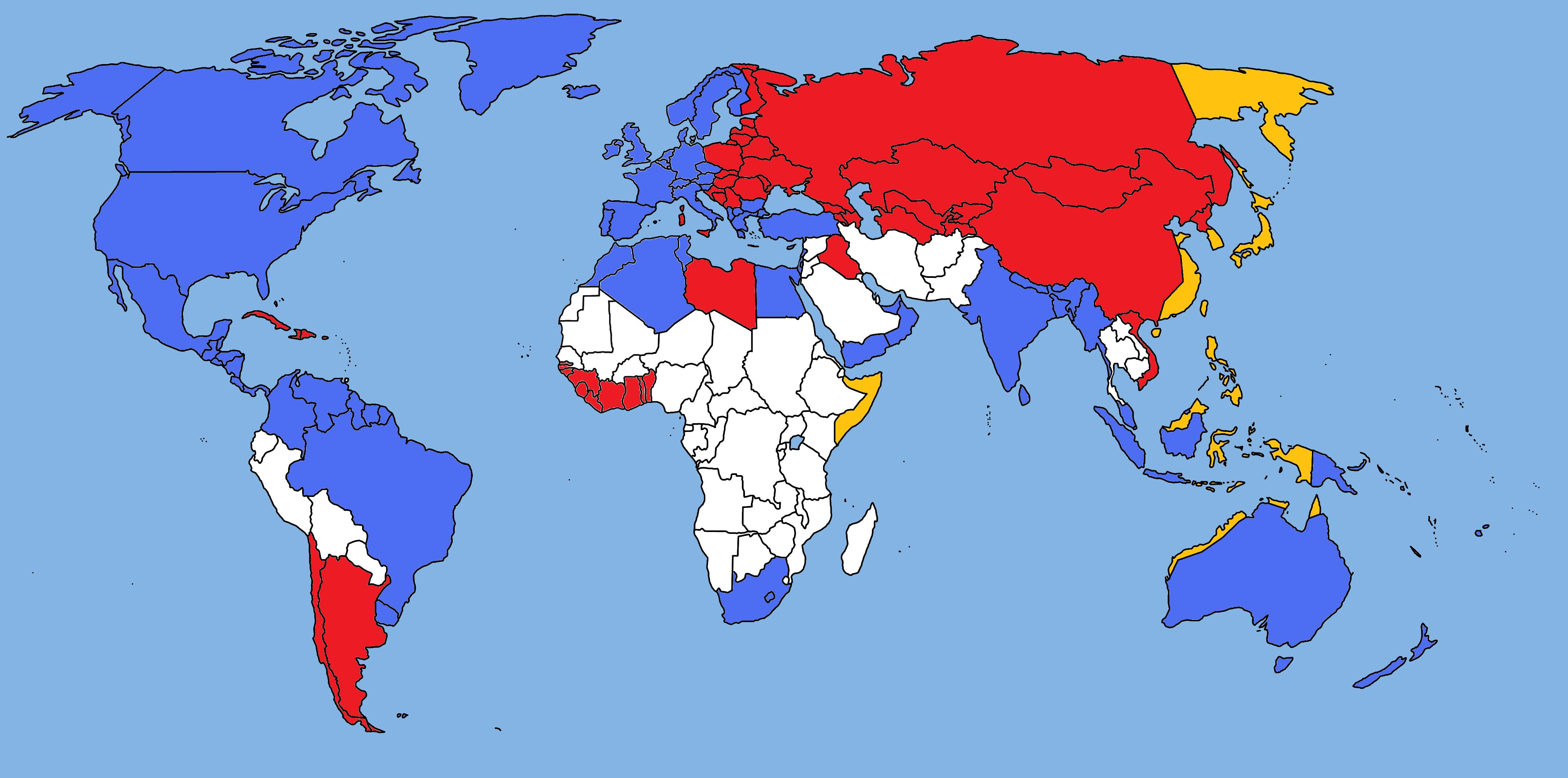 Current World Map Image Ra3 The Long War Mod For C C Red Alert 3