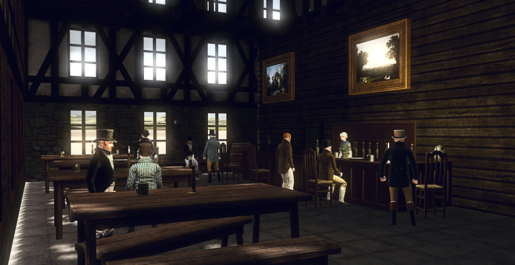 [SP][ES] L'Aigle Germantavern