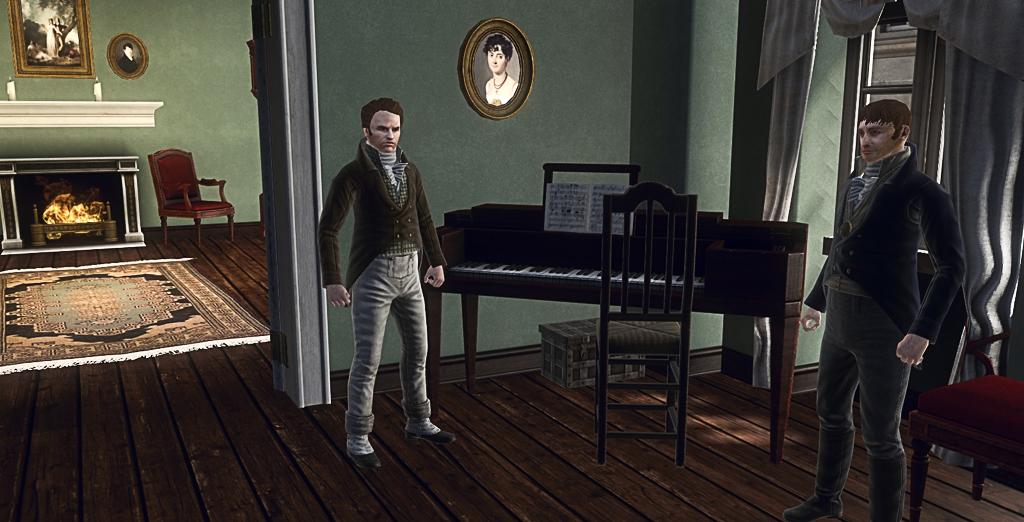[SP][ES] L'Aigle Haydnshouse