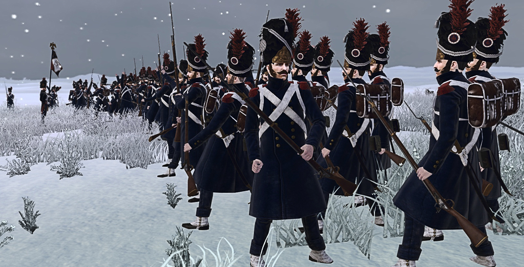 [SP][ES] L'Aigle Oldguardwinter2