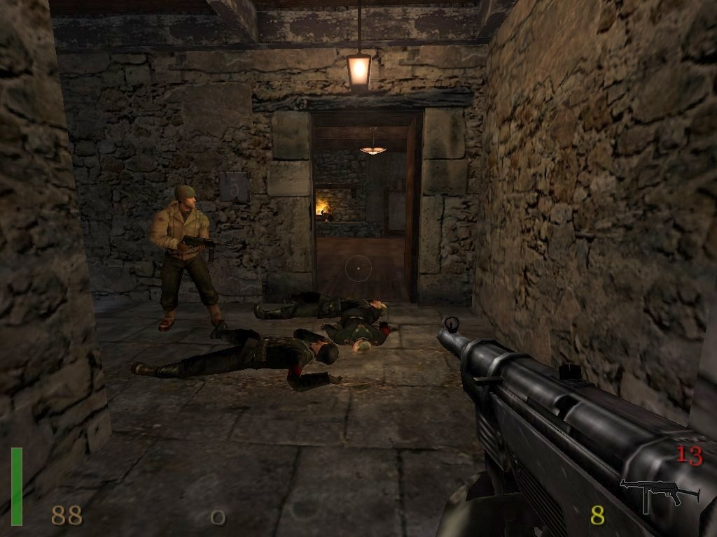 Does anyone still play wolfenstein enemy territory 2017