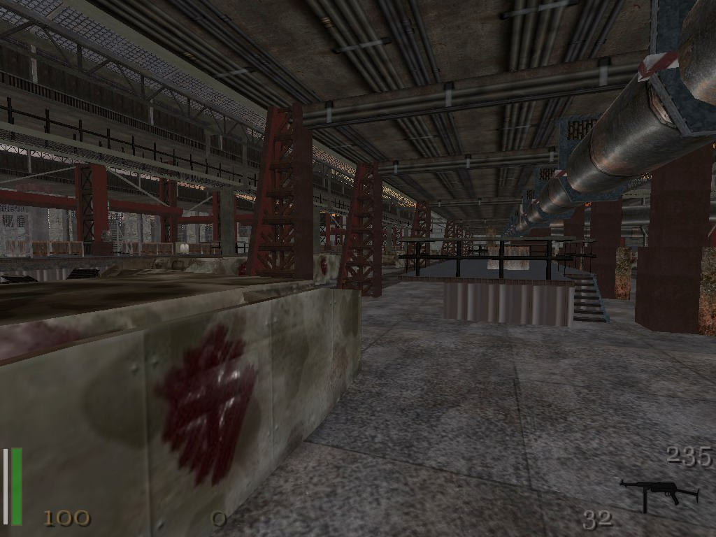 The russian front mod for return to castle wolfenstein for The russian mod