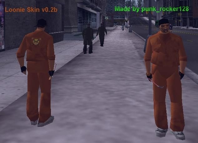 Loonie gang skin image liberty madness mod for grand for Skin it fish skinner