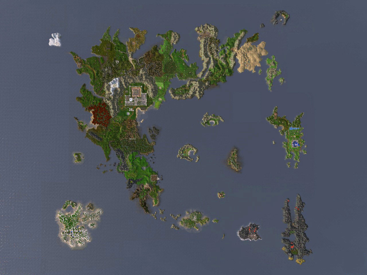 Worldmap Image Ultima Ix Redemption Mod For Elder Scrolls Iii