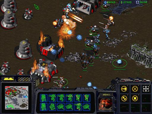 Juegos RTS de Estrategia en 2D 3681
