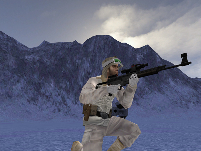 Hoth Trooper - Light Infantry image - Battlefield: Galactic