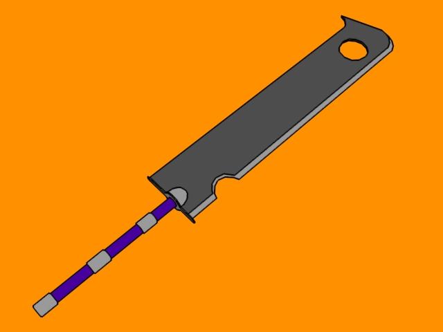Zabuzas sword image - Demon Seal mod for Half-Life 2 - Mod DB
