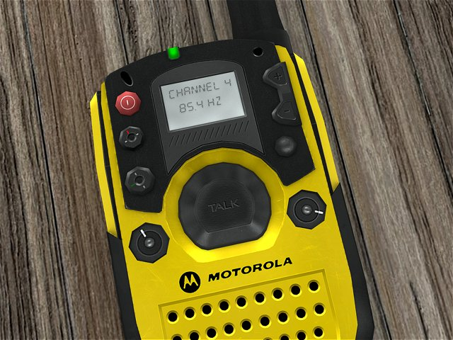 Walkie Talkie Old Image No More Room In Hell Mod For Half Life 2