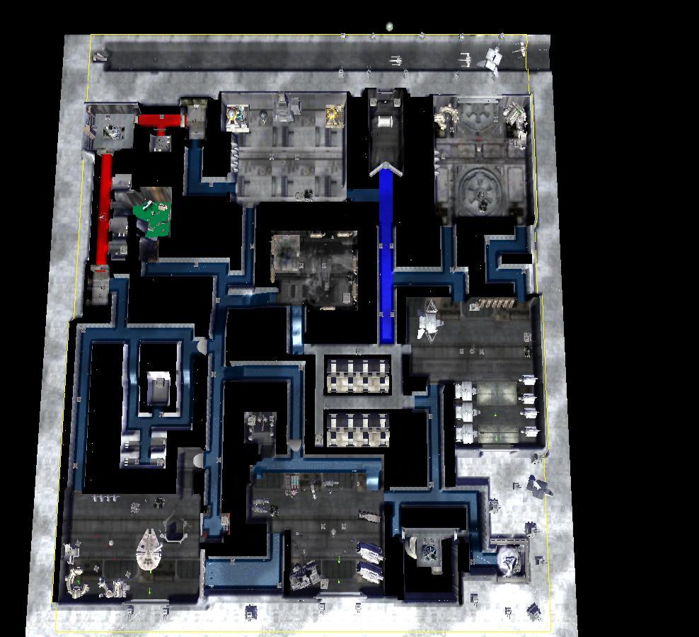 Kamino Death Star Interior Skycity Of Bespin Image Mod Db