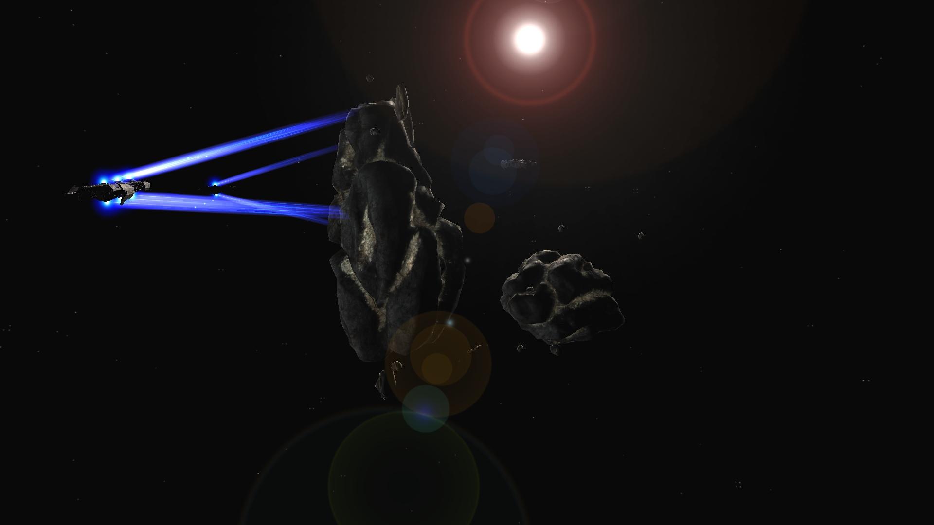 ice comet asteroids - photo #29