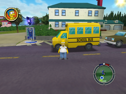simpsons hit and run pc mods