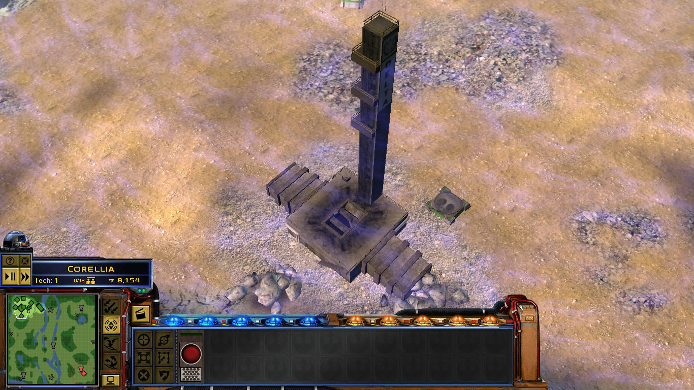 Nuke Silo! image - Triumph of the Hierarchy mod for Star Wars