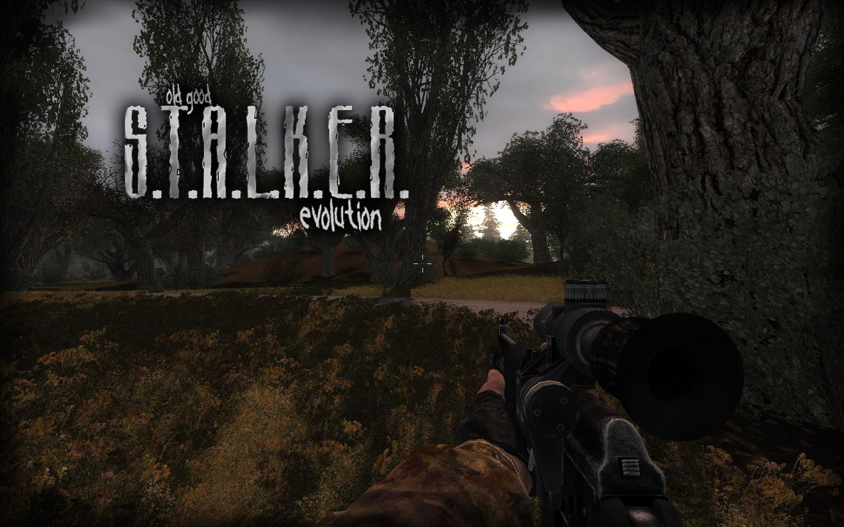 Stalker: Bad Company: passing the modification