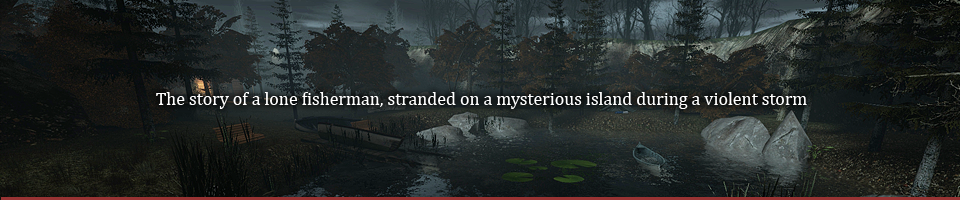Estranged, the story of a lone fisherman, stranded on a mysterious island during a violent storm. Explore rich environments and meet the curious inhabitants of the island as you find a way back to the mainland.