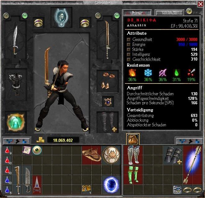 Diablo 2 Immortal - Impressions image - Mod DB