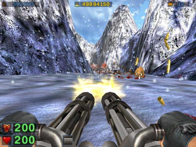 serious sam the second encounter 2002 download