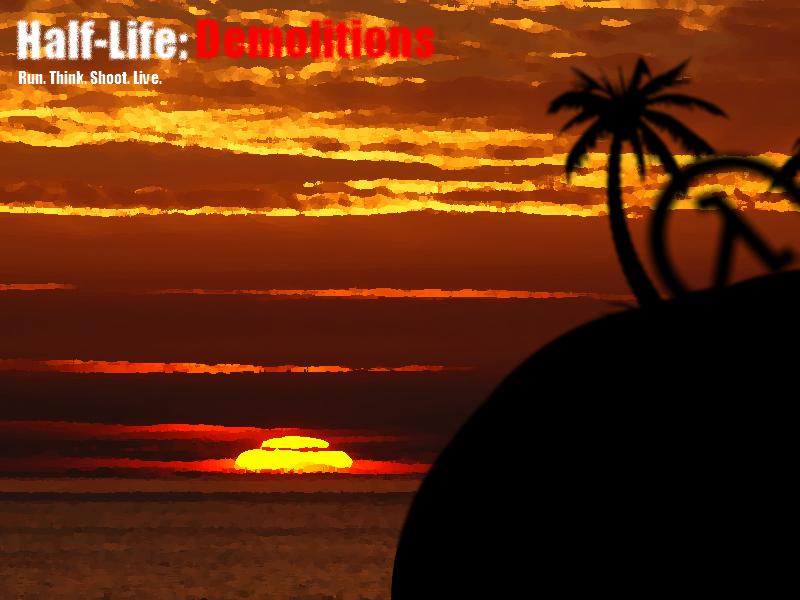 Menu background image - Half Life: Paradise mod for Half