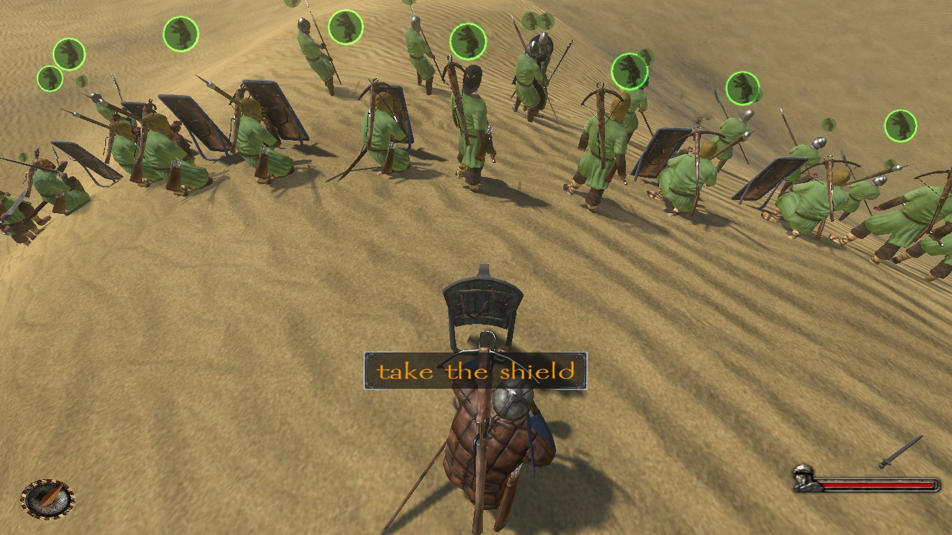 Mount Blade Warband 1 153 Кряк