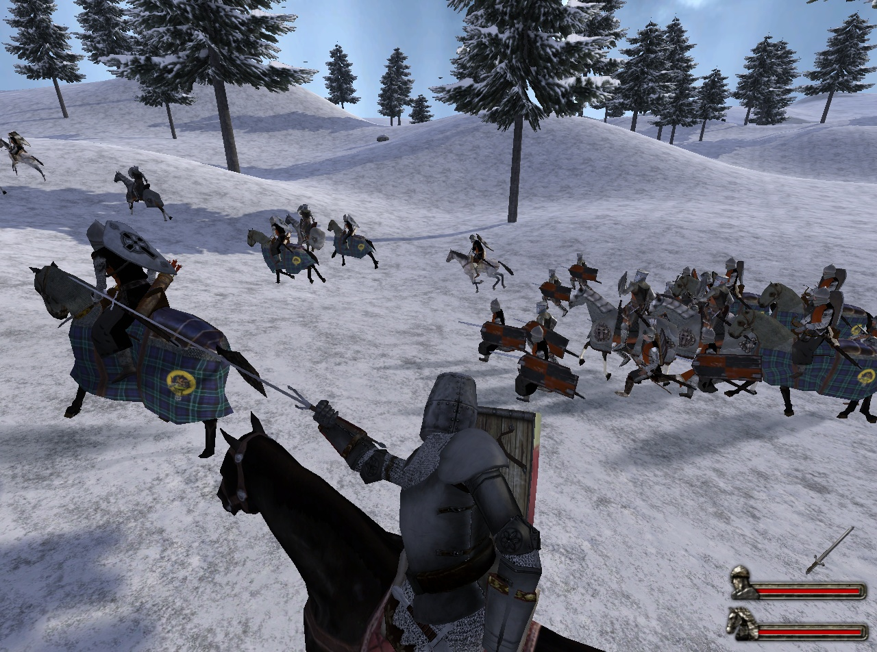 This page is a list of mods for the Mount&Blade series. Fans of particular  mods should take some time to flesh out the entries and keep the version numbers up to date. A few iconic images would be nice as well.