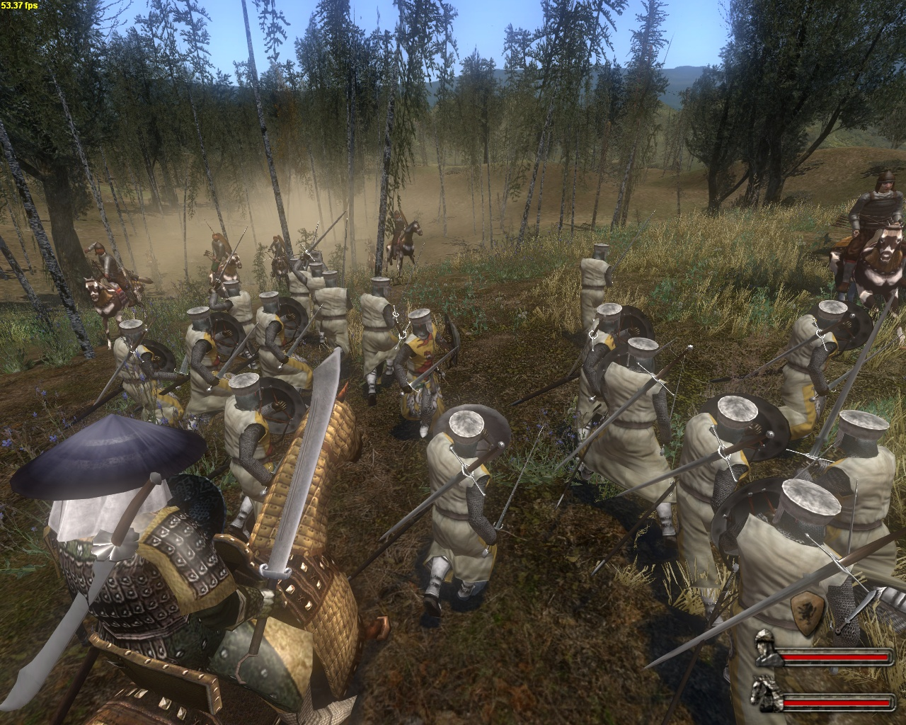 mount and blade warband floris best weapons