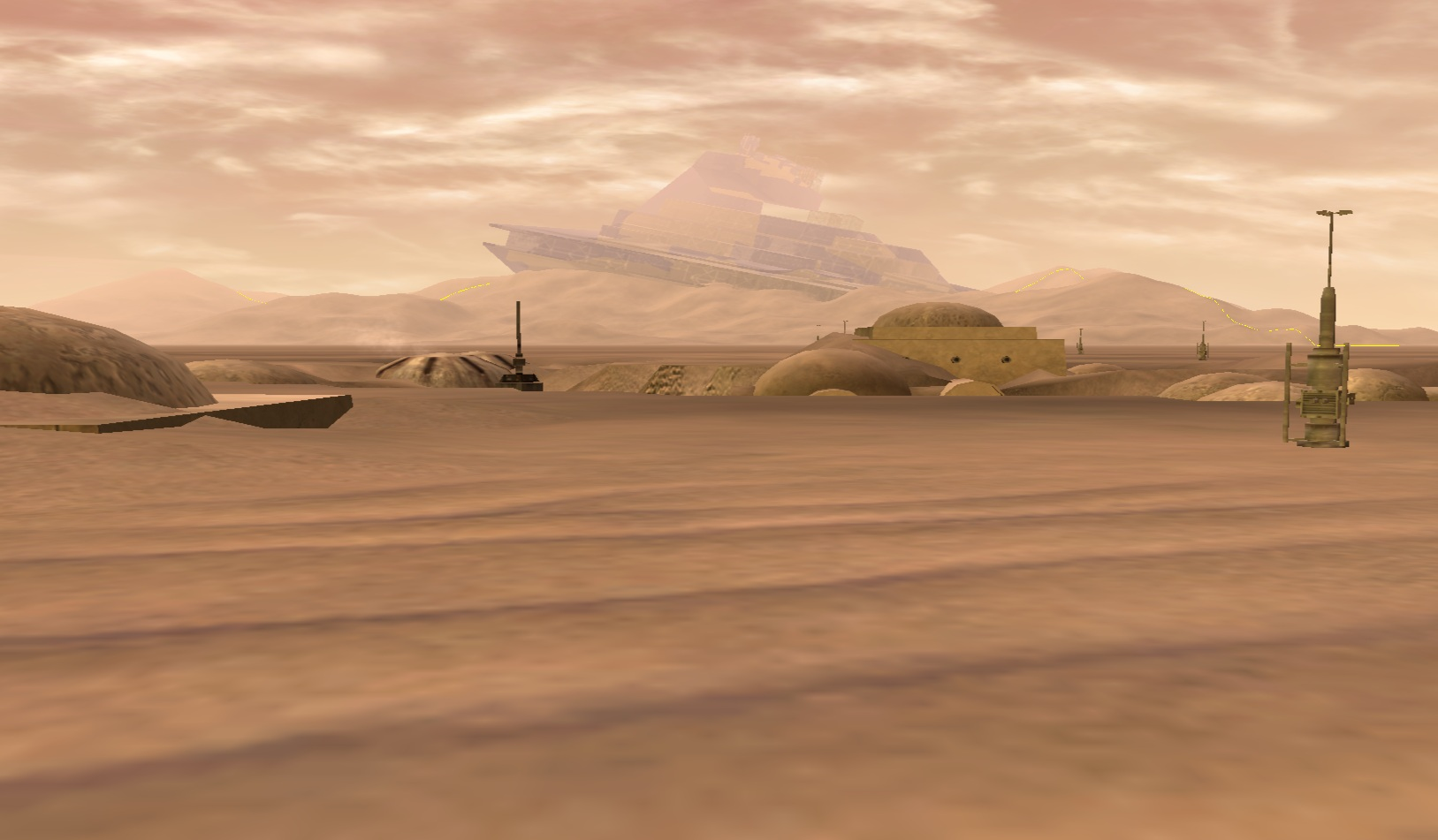 the wasteland new sand image star wars empire at war full mod