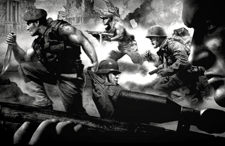 Commandos: Sniper Elite mod
