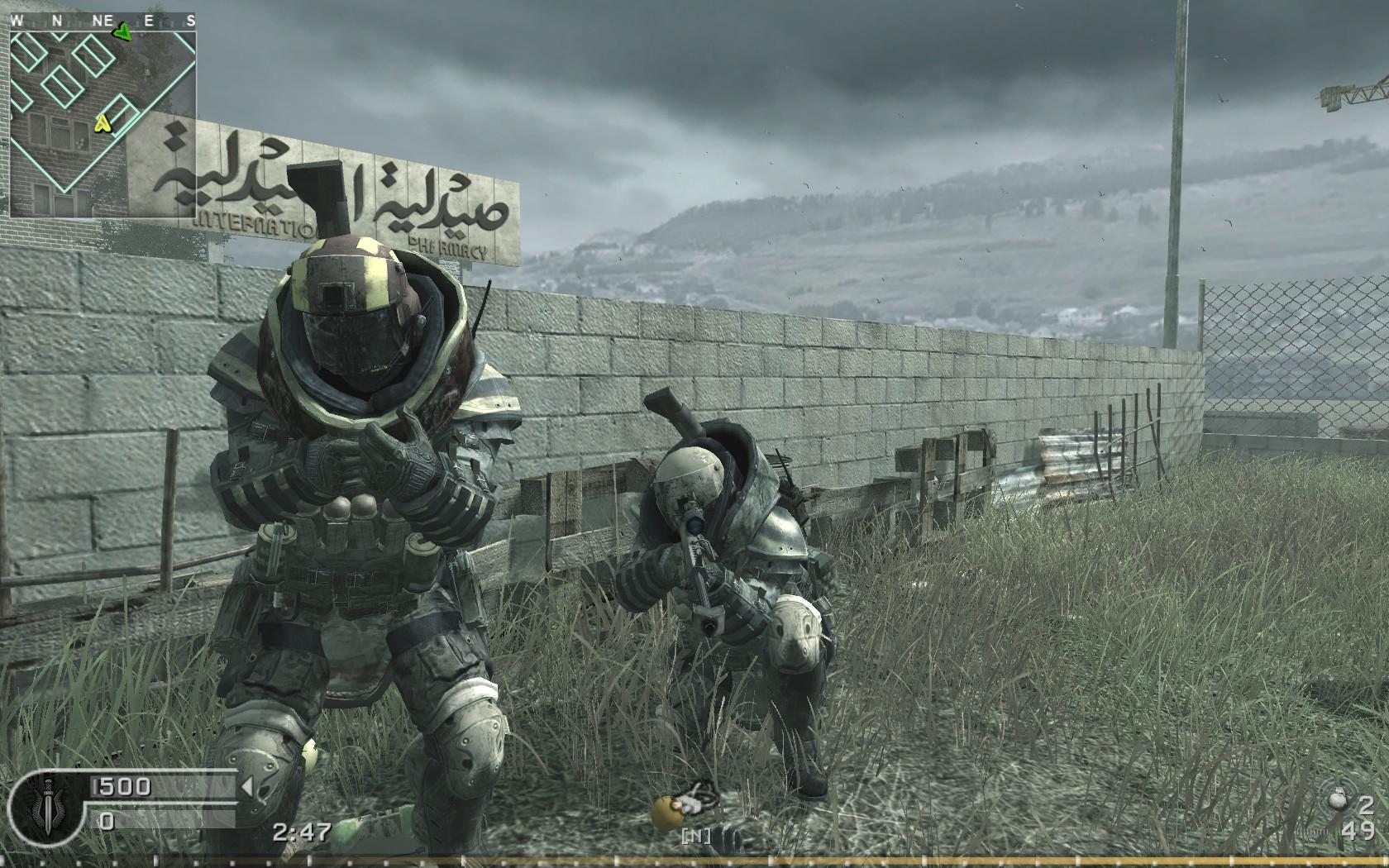 Juggernauts Image Global Ops Mod For Call Of Duty 4 Modern Warfare Mod Db