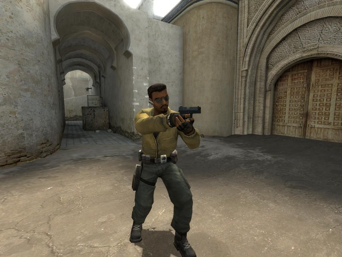 L33T image - Counter Strike Project Source mod for Counter