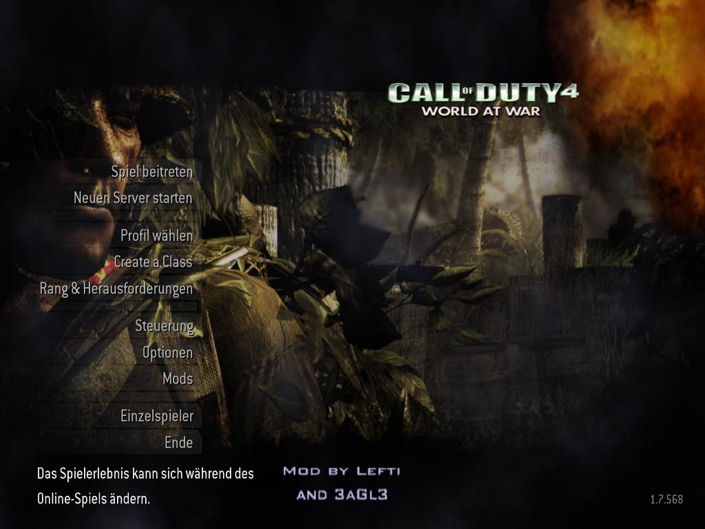 World at War mod for Call of Duty 4: Modern Warfare - Mod DB